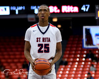 High School Basketball St Rita vs Bloomington